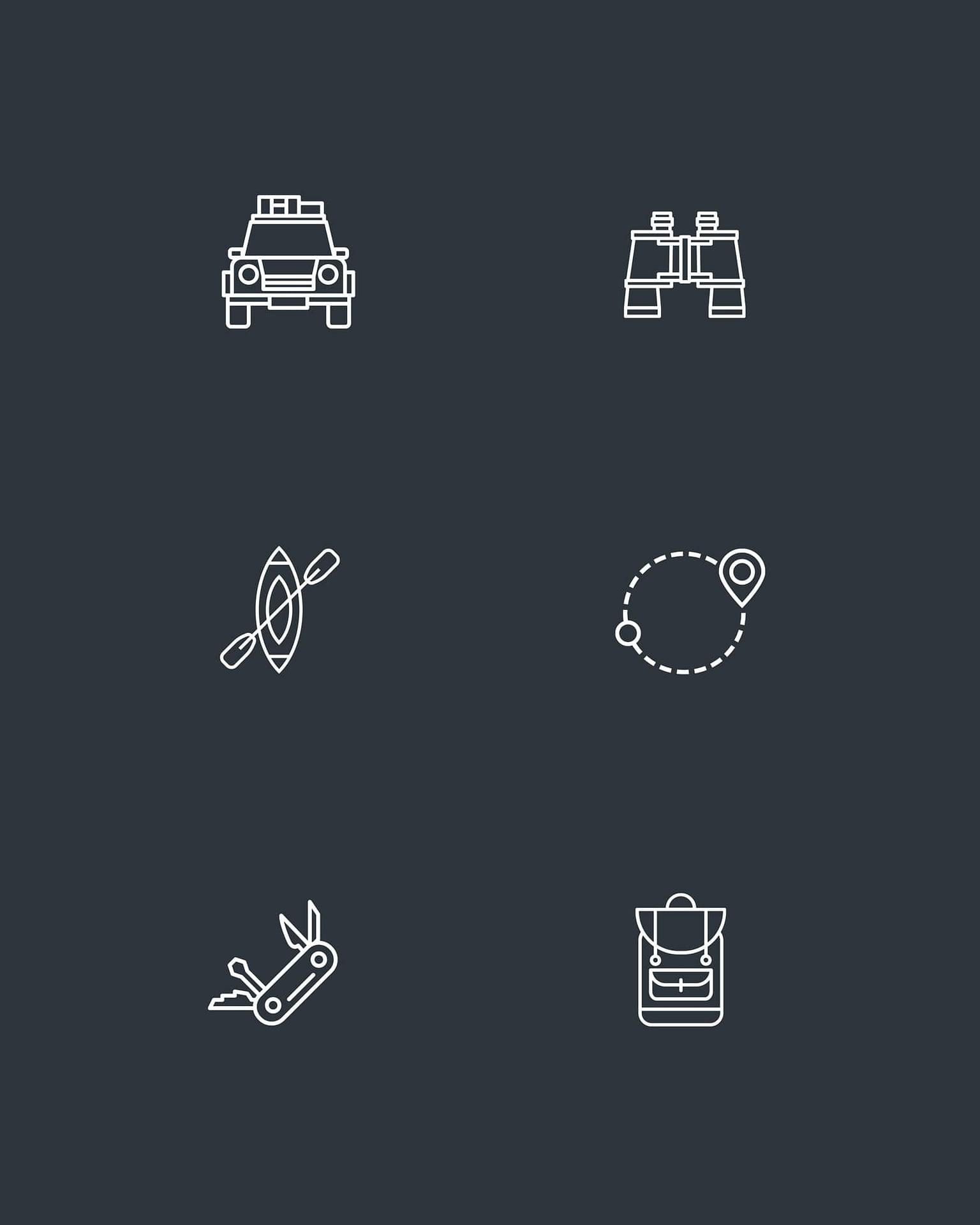 grafikdesign icon für offthepath